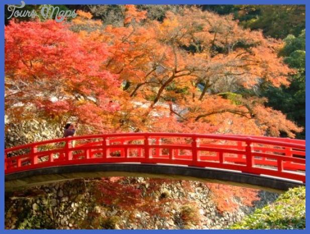 kinki 2 Best country to visit in November