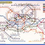 korea south subway map  1 150x150 Korea, South Subway Map