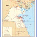 kuwait map thumb 150x150 Kuwait Map Tourist Attractions
