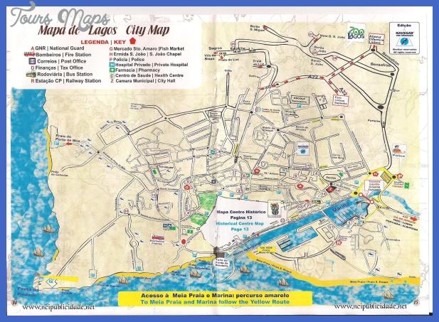 lagos map 0011 Lagos Map