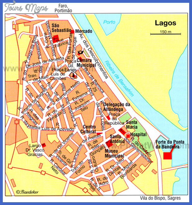 lagos map 1 Lagos Subway Map
