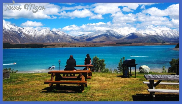 lake tekapo new zealand tourism Best country to visit in August