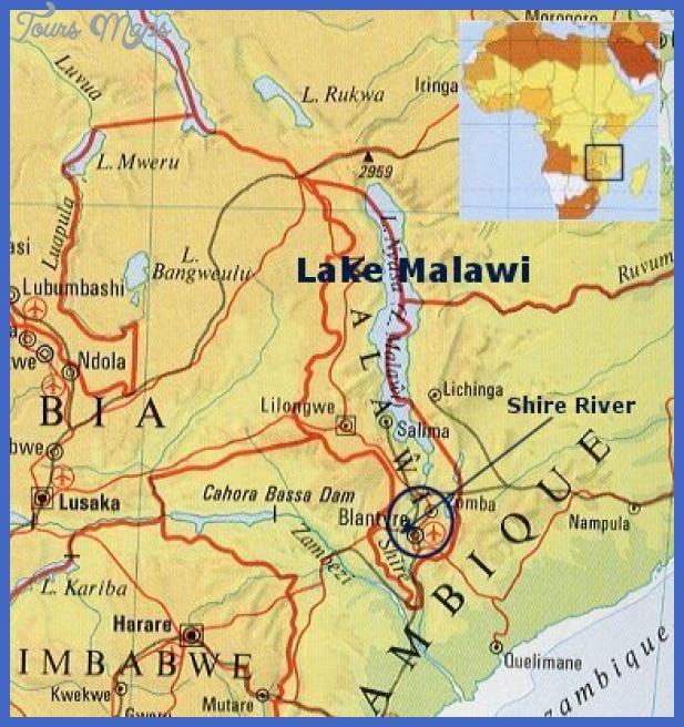 lake malawi Malawi Subway Map