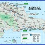 large detailed road and tourist map of dominican republic 150x150 Dominican Republic Map Tourist Attractions