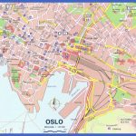 large detailed map of oslo city center 150x150 Urban Honolulu Map Tourist Attractions