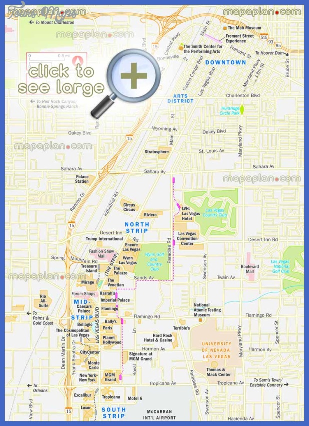 las vegas top tourist attractions map 14 free tram light rail monorail mandalay bay luxor excalibur monte carlo crystals cosmopolitan Fremont Map Tourist Attractions