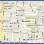 lincoln park map 150x150 Lincoln Metro Map