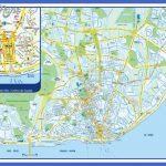 lisbon tourist map 150x150 Portugal Map Tourist Attractions