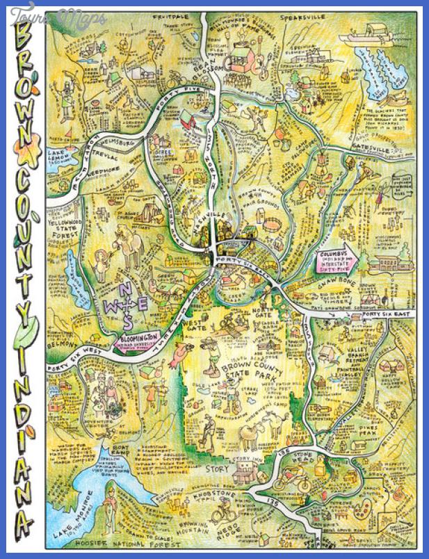loiseville map tourist attractions 3 Loiseville Map Tourist Attractions