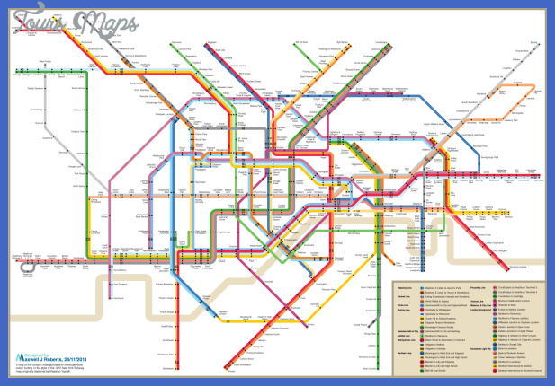 london vignelli New York Metro Map