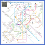 madrid metro subway map 150x150 Madrid Subway Map