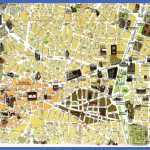 madrid tourist map 1 150x150 Romania Map Tourist Attractions