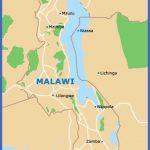 malawi map 150x150 Malawi Map Tourist Attractions