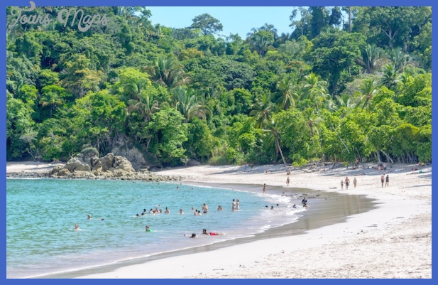 manuel antonio Best country to visit in central america