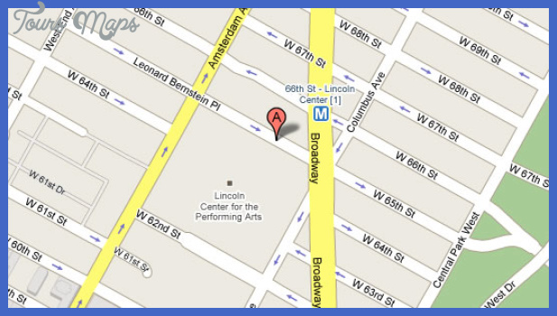 map 11 Lincoln Subway Map
