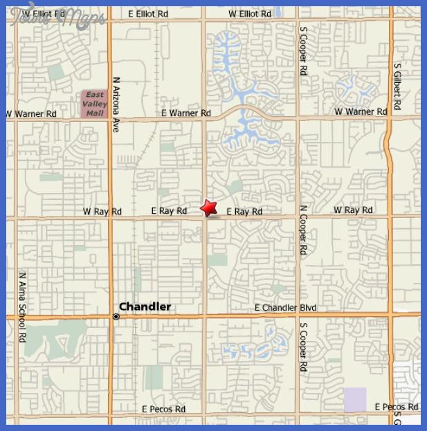 map 13 Chandler Map
