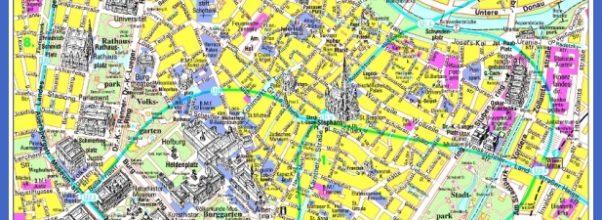 ... MAPS   Travel map for Vienna, Austria. Detailed Vienna Metro Map