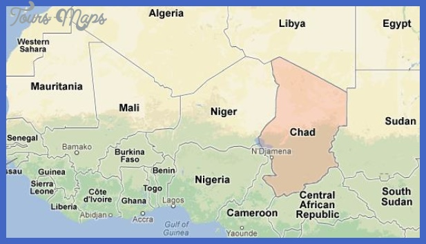 map chad Chad Metro Map