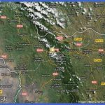 map kibira national park karta 150x150 Burundi Map Tourist Attractions