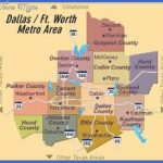 map of dallas ft worth metro 150x150 Dallas Metro Map