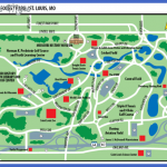 map of forest park 1 150x150 St. Louis Map Tourist Attractions