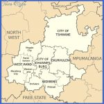 Interactive Map of Johannesburg South Africa