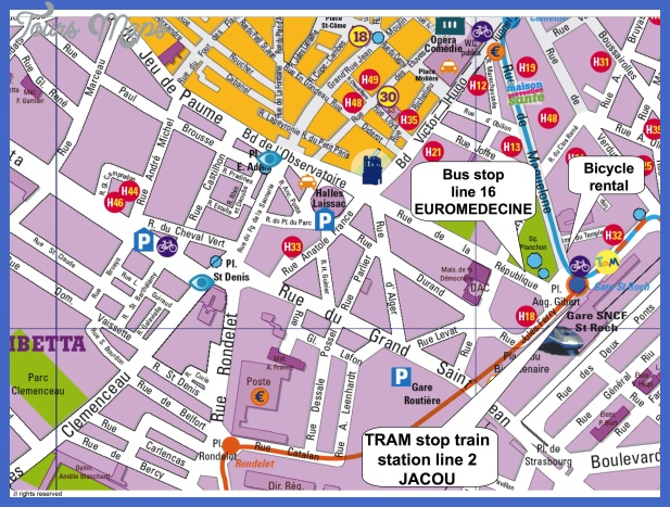 map2 1 Brussels Map Tourist Attractions