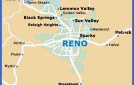 Reno Nevada Casino Map