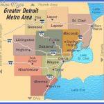 map metro detroit 150x150 Detroit Metro Map