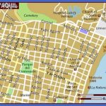 map of guayaquil 150x150 Ecuador Map Tourist Attractions