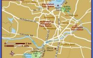 Hyderabad map, Hotel map Hyderabad , Subway map Hyderabad , Street map ...