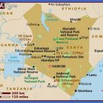 map of kenya 1 150x150 Kenya Map