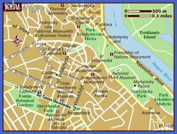 map of kyiv Ukraine Subway Map