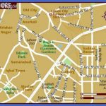 map of lahore 150x150 Lahore Map Tourist Attractions