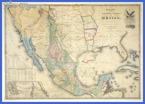 File:Map of Mexico 1847.jpg - 维基百科,自由的百科全ä¹