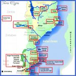 map of mozambique africa 150x150 Mozambique Map Tourist Attractions