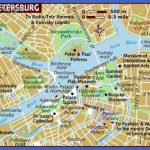 map of st petersburg 150x150 Russia Map Tourist Attractions