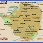 map of zimbabwe 150x150 Harare Map Tourist Attractions