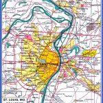 mapa de la ciudad de stlouis missouri estados unidos 8519 150x150 St. Louis Map