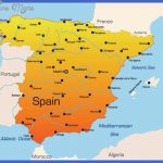 maps of spain 150x150 Spain Map
