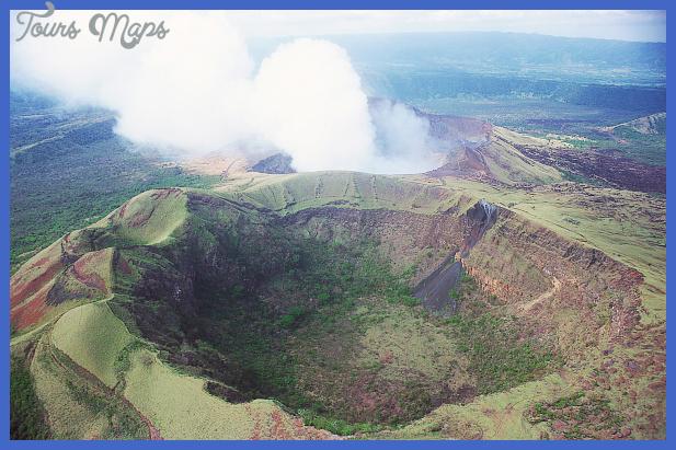 masaya volcan Best latin countries to visit