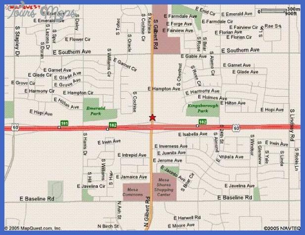 mesa Phoenix Mesa Subway Map