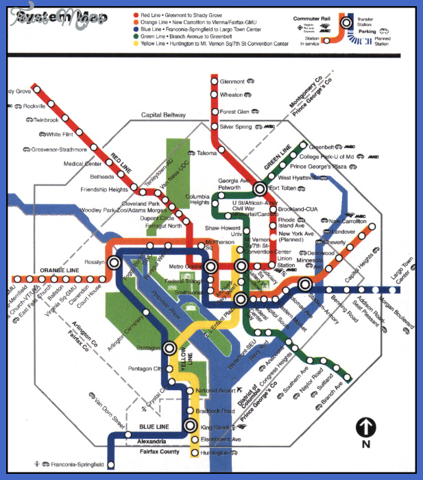 metro map22 Glendale Subway Map