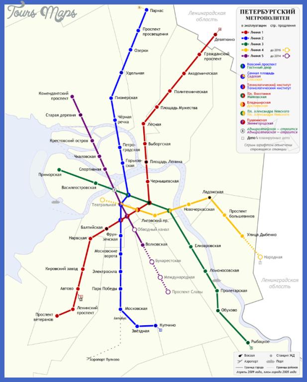 metro map Israel Metro Map