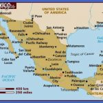mexico map attractions 150x150 Guadalajara Map Tourist Attractions