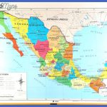 mexico polit over 150x150 Mexico Map