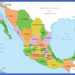 mexico map state colour 150x150 Mexico Map