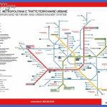 milan subway map  0 150x150 Milan Subway Map