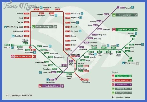 mrtmap Recife Subway Map