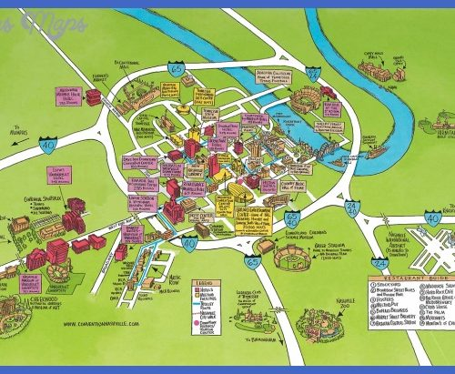 nashville tn attractions for kids Archives ToursMapsCom – Nashville Tn Tourist Attractions Map